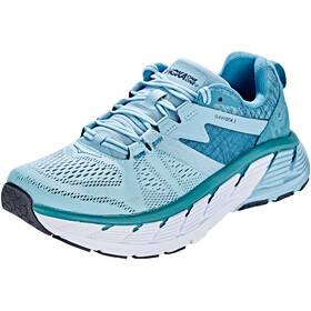 Hoka One One Gaviota 2 Running Shoes Women Forget-Me-Not/Storm Blue